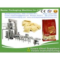 Wholesale High efficiency frozen ravioli weighting & sealing machinery,frozen ravioli double servo packing machine from china suppliers