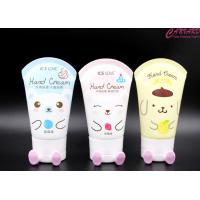 Wholesale D35mm hand cream tube with screw cap from china suppliers