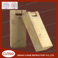 Wholesale High Quality Silica Brick for Glass Kiln. from china suppliers