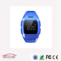 Wholesale TK -5W Wrist Watch GPS Tracker with Memory Card Suppport Google Map Tracking from china suppliers