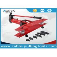 """Wholesale Manual Hydraulic Pipe Bender Busbar Processing Machine 1/4"""" to 1"""" SWG-1 from china suppliers"""