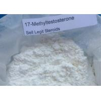 Quality Without Side Effect Raw Hormone Powders 17- Methyltestosterone / 17A - Methyl -1- Testosterone for sale