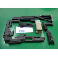 Wholesale Multi / Single cavity Plastic Injection Molding Parts High precision Gun Covers from china suppliers