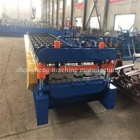 Wholesale 1000 Ibr Roof Sheet Cold Roll Forming Machine With High Speed from china suppliers
