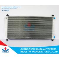 Wholesale CITY GM3(1.8) Auto AC Condenser For HONDA Material Aluminum , Car AC Condenser from china suppliers