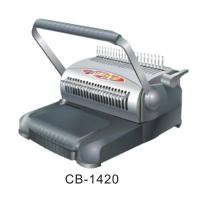 Wholesale Comb Binding Machine CB-1420  with CE Certificate from china suppliers