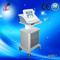 Wholesale Portable HIFU Facial Tightening , Anti Wrinkle , Acne removal beauty Machine HIFU Face Lifting from china suppliers