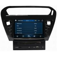 Wholesale Ouchuangbo autoradio gps sat navi Peugeot 301 Elisee 2013 support french BT factory price from china suppliers