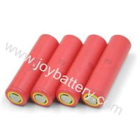 Wholesale The latest model Sanyo UR18650NSX,made in Japan,2600mAh with 20A high discharge current from china suppliers