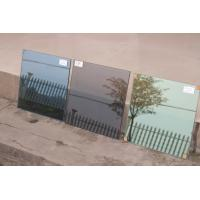 Wholesale 6mm low-e blue decorated tempered glass from china suppliers