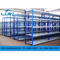 Wholesale Space Saving Industrial Light Duty Racking 1500 - 3000mm Height 350 - 600mm Depth from china suppliers
