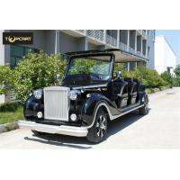 Buy cheap Electric Classic Golf Cart to High Strength Fiberglass Body with Metallic Painting Brake from wholesalers