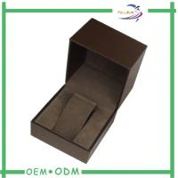 Wholesale Fashion Hinge Leatherette Paper Gift Boxes For Watches Holder Stand from china suppliers