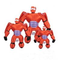 Wholesale Children Cartoon Plush Toys Big Hero 6 Baymax Mech Action Figure from china suppliers