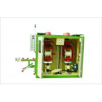Wholesale Double Bobbin Wire Cable Twisting Machine 5HP Power With Back Twist Gear from china suppliers