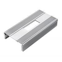 Wholesale Sand Blasting Anodized Aluminium Extrusion Profiles from china suppliers