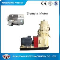 Wholesale Roller , Mould Wood Pellet Machine with Siemens Motor pelletizer equipment from china suppliers