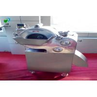 Wholesale commercial stainless steel vegetable and fruits cutter/slicer/chopper/shredder machine from china suppliers