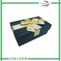 Quality Father'S Day Promotion Recycled Kraft Paper Gift Boxes With Offset Printing for sale