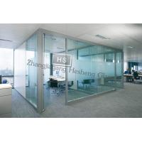 Wholesale 10MM clear tempered glass as office glass from china suppliers