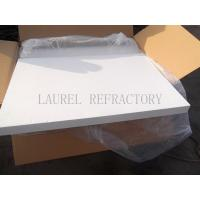 Wholesale Low Thermal Conductivity Insulation Ceramic Fiber Board Lowes Fire Proof Insulation from china suppliers