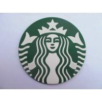 Wholesale Factory direct sale drink coaster custom pvc coasters from china suppliers