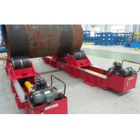 Wholesale 30T / 60T Hydraulic Pipe Welding Rotators Fit up Tank Rotator for Cylinder from china suppliers