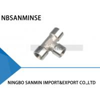 Buy cheap CEF Transition Brass Pneumatic Air Fittings BSPP ( G ) Default thread from wholesalers