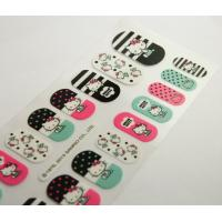 Wholesale Hello kitty pattern Health Nail Stickers , Full Cover nail strips from china suppliers
