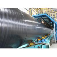 Quality 3PE DN30670 Anti Corrosion , Pipe Round Steel Tube With 3-30MM Thickness for sale