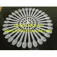 32 cavities plastic injection spoon mould