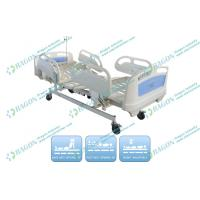 Wholesale Cold rolled Steel Electric Nursing Bed with Four Wheels and three Motors from china suppliers