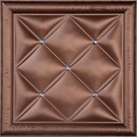 Wholesale Environmental 3D Leather Wall Panels PU Leather + Polyurethane + PVC Board Material from china suppliers