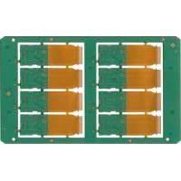 Wholesale Hi-tech 6 Layers Rigid flex PCB board Lead free HASL , 3 OZ Copper from china suppliers