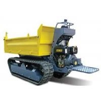 Wholesale 1 tons Crawler Mini Tracked  Dumper With Hydraulic Pump Stepless Speed Changes from china suppliers