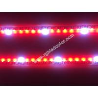 Buy cheap dream color rgb side emitting strip light from wholesalers