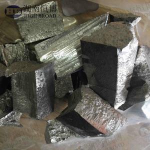 Magnesium Copper  alloy MgCu30% master alloy ingot