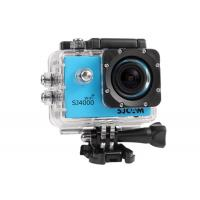 Wholesale Blue 1.5 Inch Screen Wifi Outdoor Sports Camera 1080P Waterproof  for Underwater Use from china suppliers