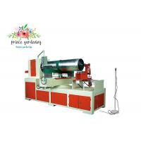 Buy cheap High Quality HW-308C-2 Red Color Big Customed Spiral parallel winding machine from wholesalers
