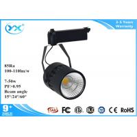 Wholesale Cool White Commercial Cob LED Track Lights 15w 20w 30w For Market from china suppliers