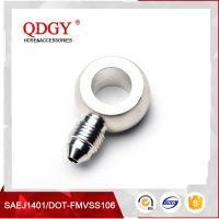 Wholesale -3 -4 AN & SAE Brake Adapter Fittings 7/16 BANJO BOLT TO -3AN ( GM STYLE ) from china suppliers