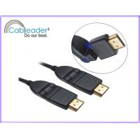 Wholesale HD 2k 4k 1080P HDMI Cables 360 Degree Rotatable A Type Male To A Type Male from china suppliers