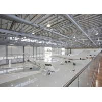 Wholesale Stacbed Steel Airplane Hangars Floding Hangar Door For Aircraft Hangar from china suppliers