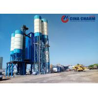 Wholesale 10t/H Dry Mix Plaster Mortar Production Line With 12.5m Plant Height from china suppliers