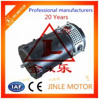 Wholesale IP54 48V 4kw Electric Forklift Motor Long Time Working S1 DUTY For Travelling System from china suppliers