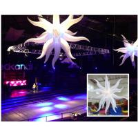 Wholesale Oxford Cloth Party Decoration Stars Crooked Inflatable Star with Lights from china suppliers