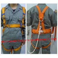 Buy cheap tool belt/Simple Three Point Safety BeltAAA from wholesalers