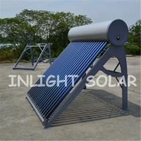 Wholesale Low Pressure Solar Vacuum Tube Water Heater With Special Absorptive Coating from china suppliers