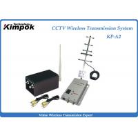 Wholesale CCTV 2000mW High RF Power Long Range Wireless Video Transmitter For Wireless Security System from china suppliers