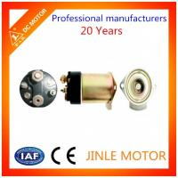 Wholesale VOLVO , Mercedes , Scania , Renault Car Starter Solenoid Switch JINLE Brand from china suppliers